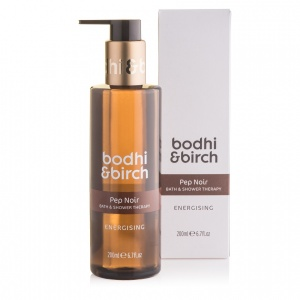 Bodhi & Birch Pep Noir Bath & Shower Therapy (Energising ) - 200ml