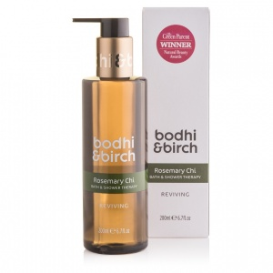 Bodhi & Birch Rosemary Chi Reviving Bath & Shower Therapy - 200ml