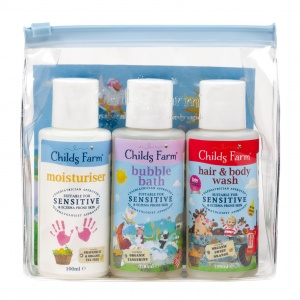 Childs Farm Top to Toesie Gift Set