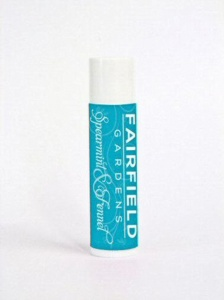 Fairfield Gardens Spearmint & Fennel Natural Lip Balm - 4.25g Tube