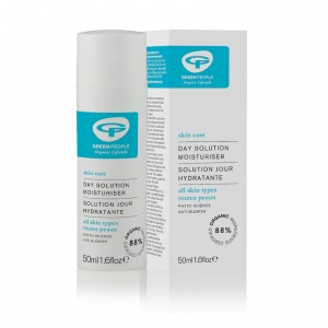 Green People Day Solution Moisturiser - 50ml