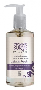 Organic Surge Lavender Meadow Hand & Body Wash