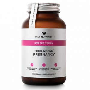 Wild Nutrition Food-Grown® Pregnancy - 60 capsules