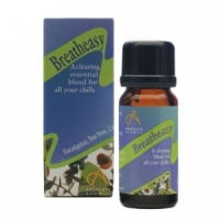 Absolute Aromas Breathe Easy Essential Oil Blend