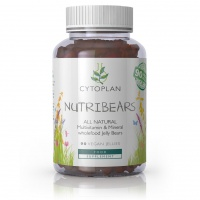 Cytoplan Nutri Bears Chewable Multivitamin / Mineral - 90 Chewable Bears