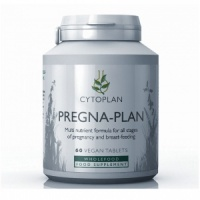 Cytoplan Pregna-Plan Multi Vitamin and Mineral - 60 Tablets