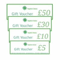 Sophia's Choice E-Gift Vouchers