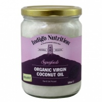 Indigo Herbs Organic Virgin Coconut Oil