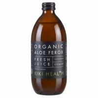 KIKI Health Organic Aloe Ferox Juice – 500ml