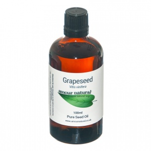 Amour Natural Grapeseed Oil - 100ml