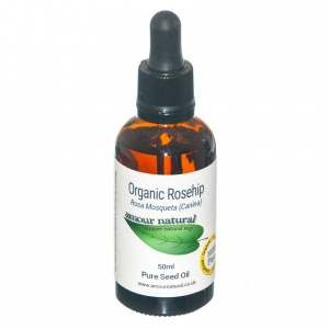 Amour Natural Rosehip Oil Organic - 50ml