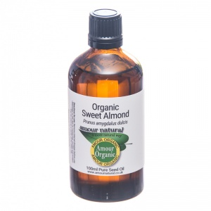 Amour Natural Sweet Almond Oil Organic - 100ml