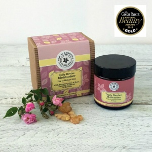 Bloom Remedies Daily Revive Frankincense & Rose Moisturiser for Mature / Dry Skin - 60ml