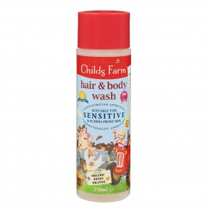Childs Farm Hair & Body Wash for Dirty Rascals - 250ml
