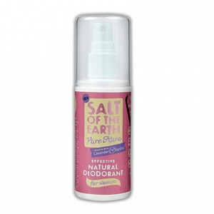 Salt of the Earth PURE AURA Deodorant Spray - 100ml