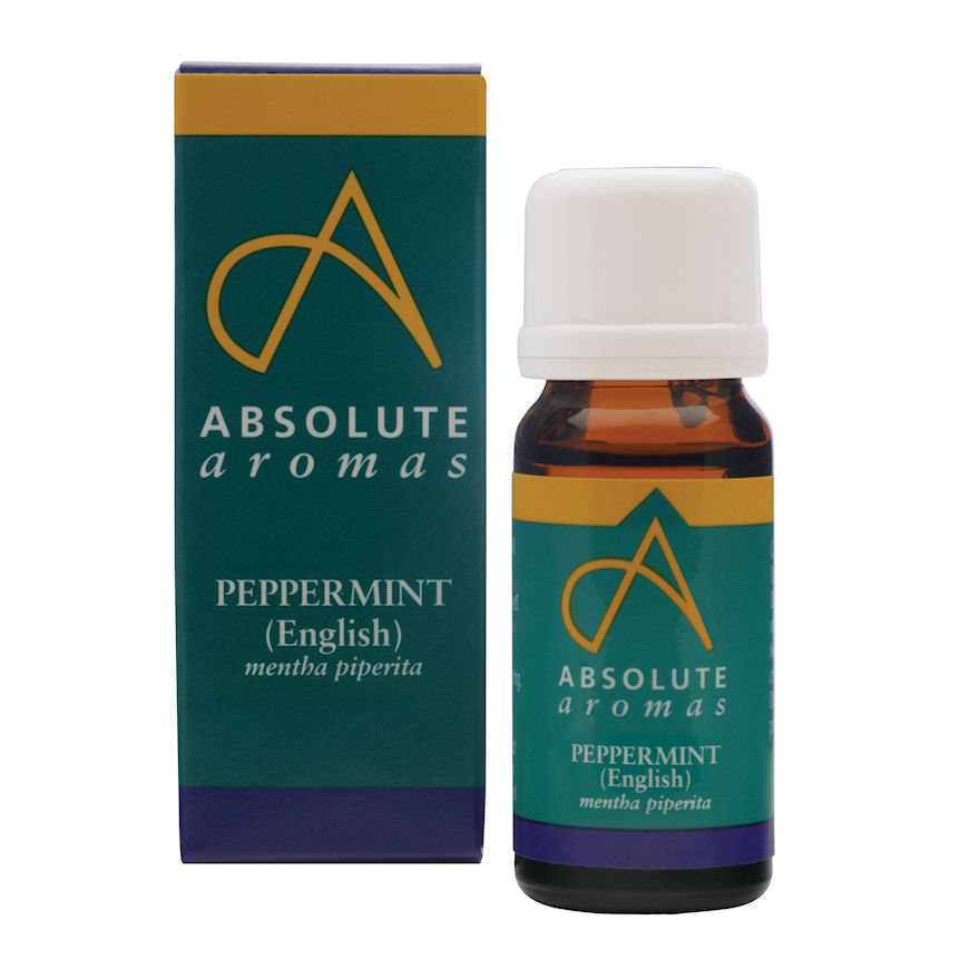Absolute Aromas Peppermint English Essential Oil – 10ml