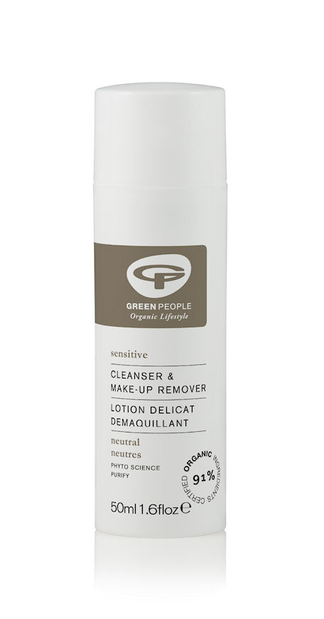 Green People Neutral Scent Free Cleanser - 50ml