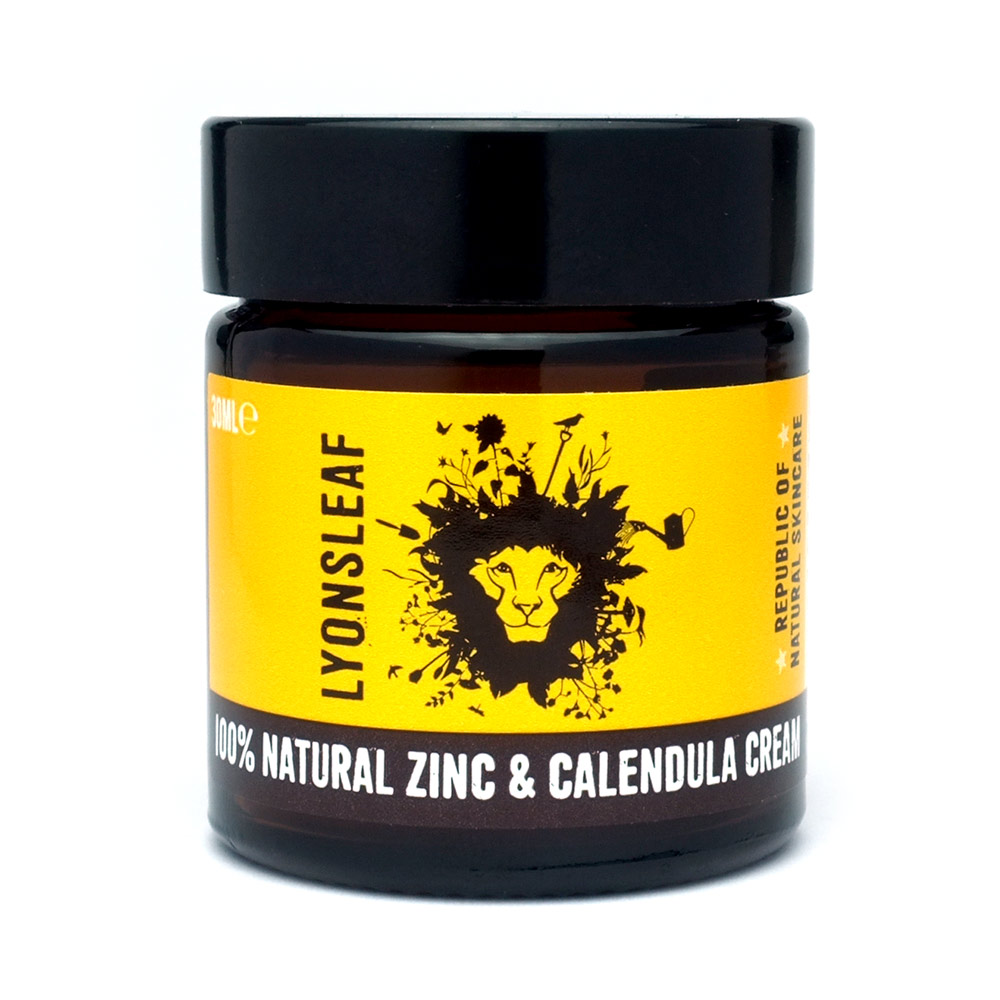 Lyonsleaf Zinc & Calendula Cream - 30ml