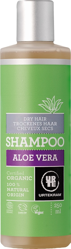 Urtekram Aloe Vera Organic Shampoo for Normal Hair