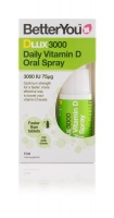 BetterYou DLux3000 Vitamin D Oral Spray – 3000iu