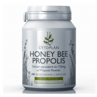 Cytoplan Honey Bee Propolis - 30 Capsules