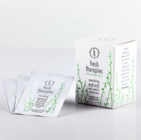 Fresh Therapies Natural Nail Polish Remover Wipes
