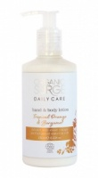 Organic Surge Tropical Orange & Bergamot Hand and Body Lotion