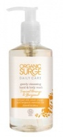 Organic Surge Tropical Orange & Bergamot Hand & Body Wash