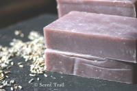 Scent Trail Lavender and Patchouli Handmade Soap