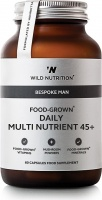 Wild Nutrition Food-Grown Men's 45+ Daily Multi Nutrient
